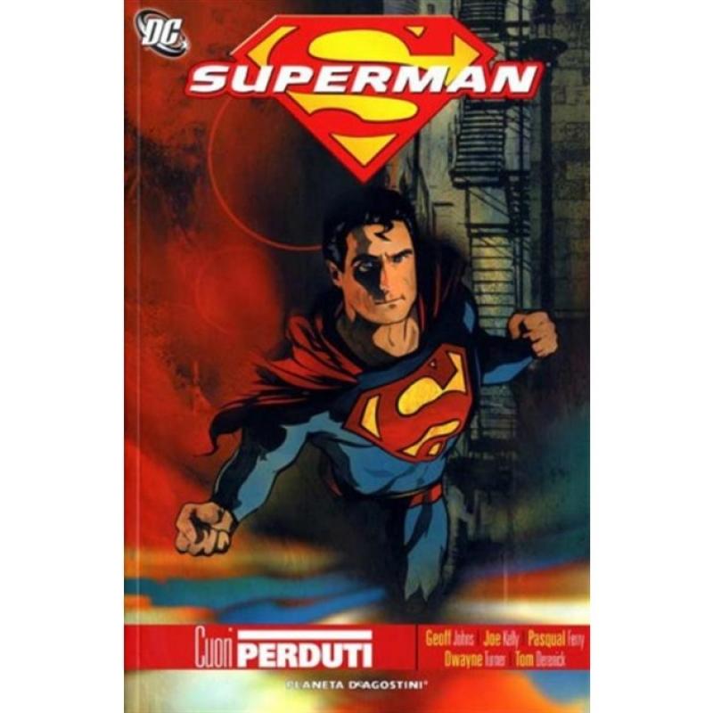 SUPERMAN CUORI PERDUTI