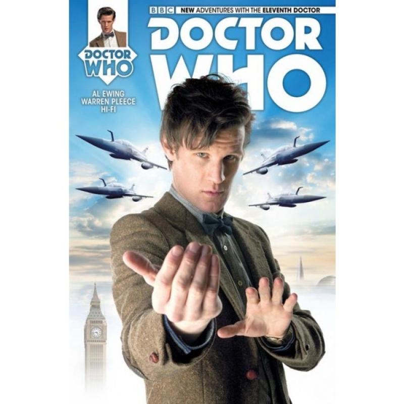 DOCTOR WHO - UNDICESIMO DOTTORE VOL.2 - L'ALTRO DOTTORE