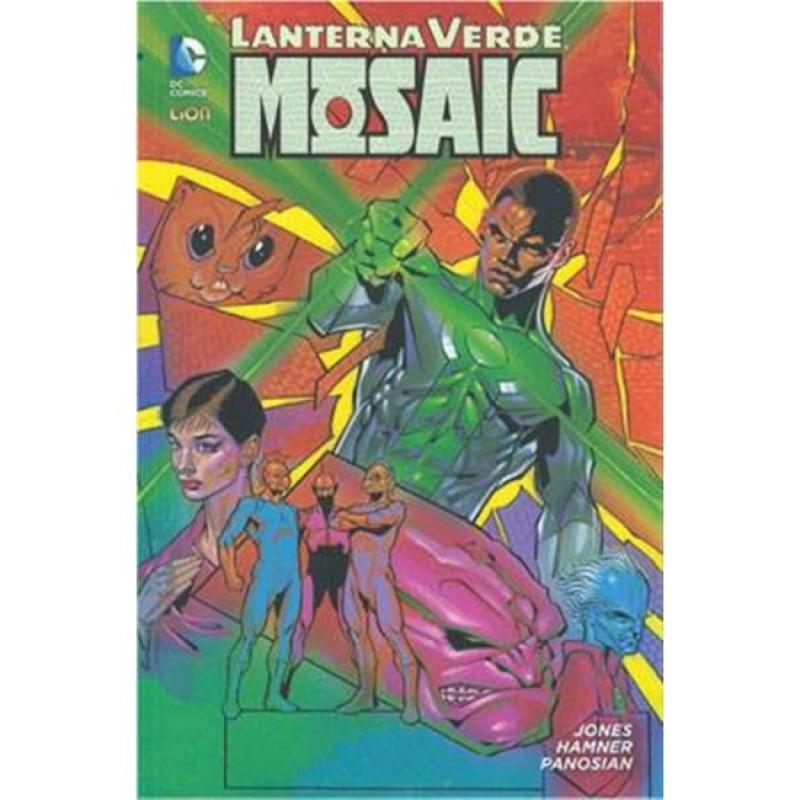LANTERNA VERDE: MOSAIC 1 - DC MINISERIE 29