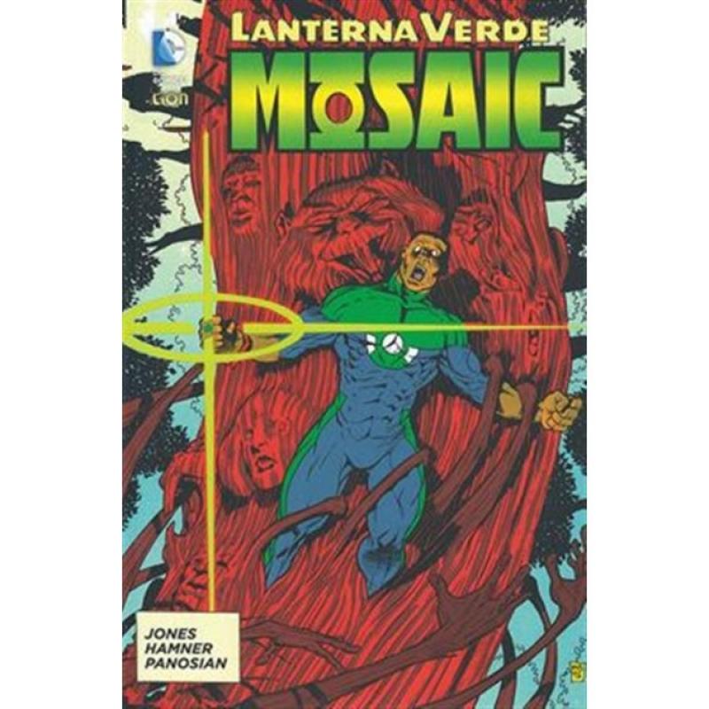 LANTERNA VERDE: MOSAIC 2 - DC MINISERIE 30