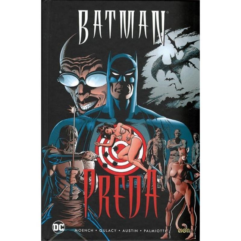 BATMAN: PREDA - GRANDI OPERE DC
