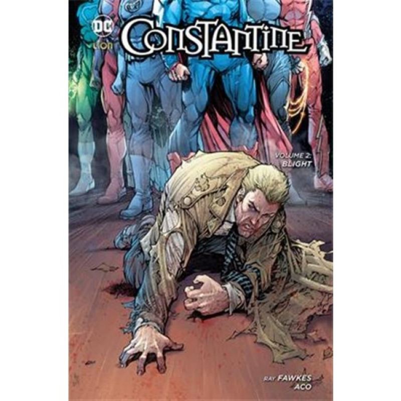 CONSTANTINE VOL.2 - BLIGHT - NEW 52 LIMITED 57