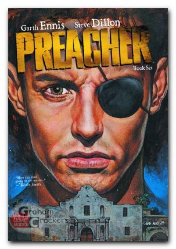 PREACHER DELUXE #6