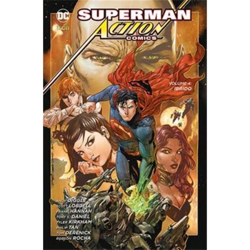 SUPERMAN ACTION COMICS VOL.4: IBRIDO - NEW 52 LIMITED 56