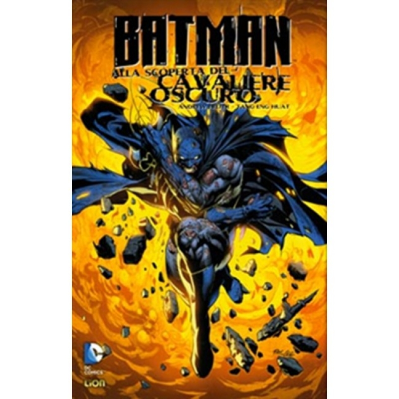 CAVALIERE OSCURO VOL.2 - BATMAN LIBRARY 18