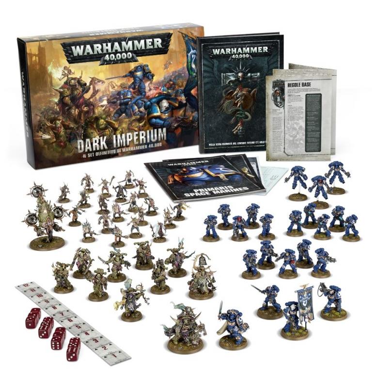 Warhammer 40.000 - Dark Imperium