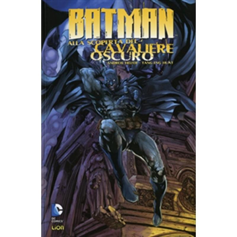 BATMAN ALLA SCOPERTA DEL CAVALIERE OSCURO VOL.1 - BATMAN LIBRARY 16