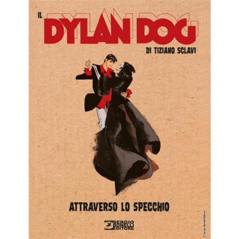 IL DYLAN DOG DI TIZIANO SCLAVI 1 - ATTRAVERSO LO SPECCHIO