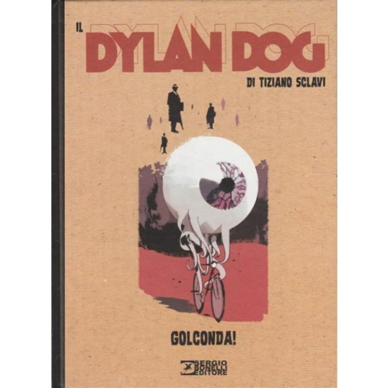 IL DYLAN DOG DI TIZIANO SCLAVI 2 - GOLCONDA
