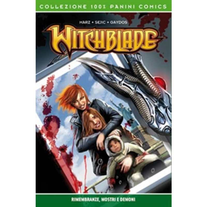 WITCHBLADE 11: RIMEMBRANZE - 100% CULT COMICS