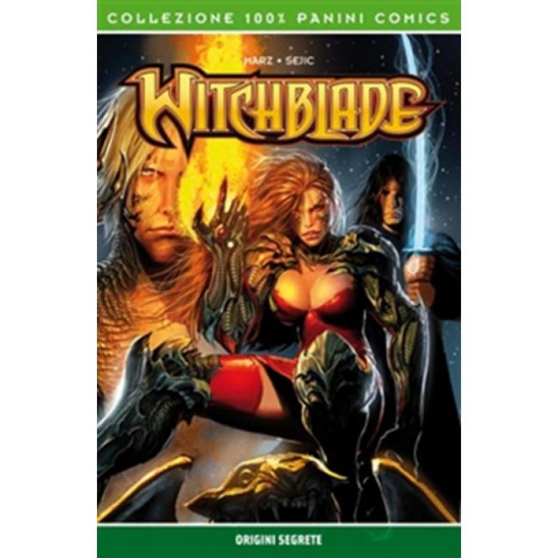 WITCHBLADE 12: ORIGINI SEGRETE - 100% CULT COMICS