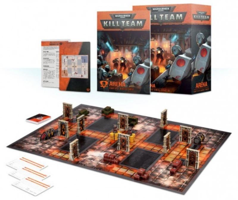 Kill Team: Arena – Espansione per il Gioco Competitivo