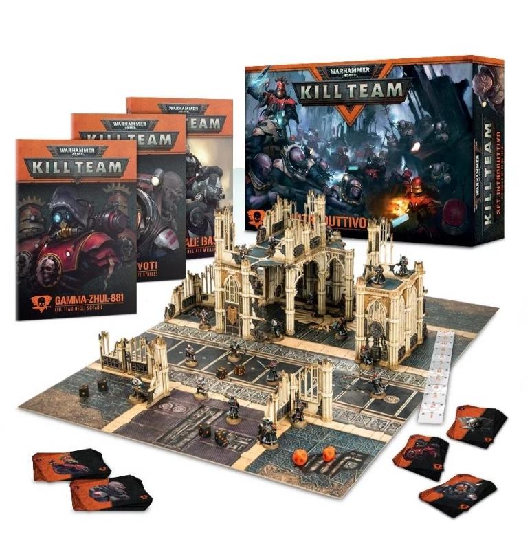 Warhammer 40,000: Kill Team -Set Introduttivo