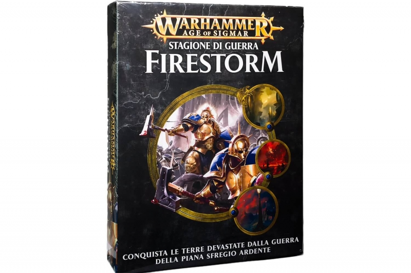Age of Sigmar Stagione di Guerra: Firestorm
