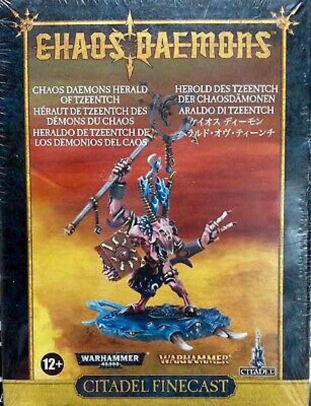 Araldo di Tzeentch - Warhammer Fantasy