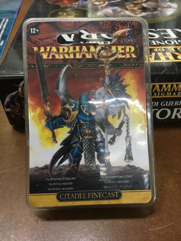 Vilitch il Deforme - Warhammer Fantasy