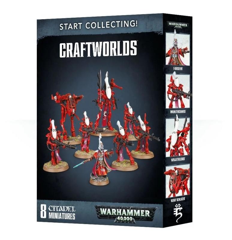 Start Collecting! Graftworlds