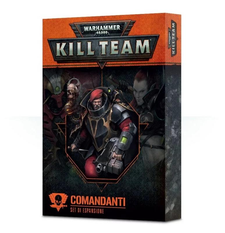 Kill Team: Comandanti - Set di espansione