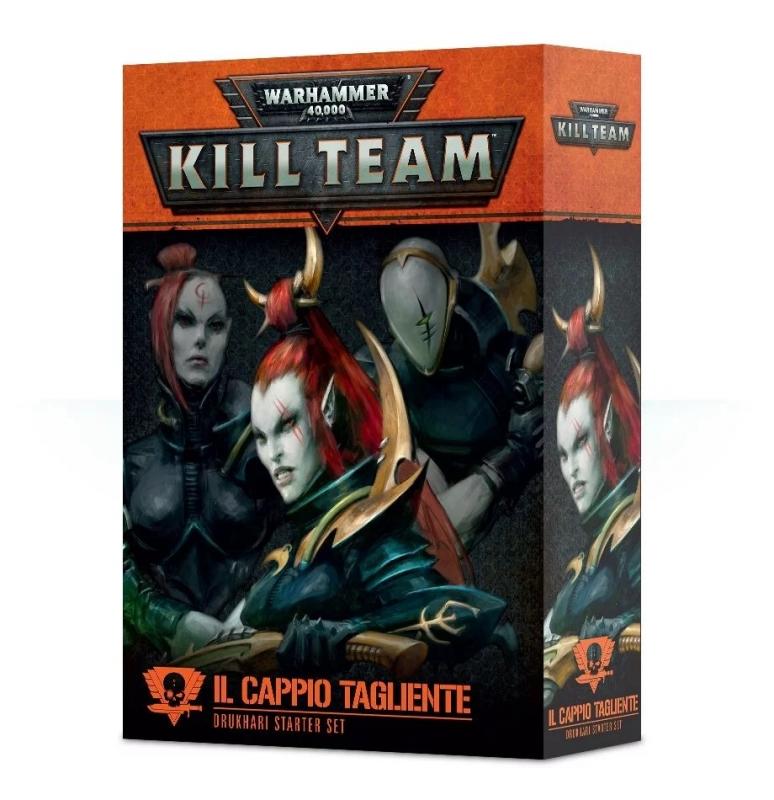 Kill Team: Il Cappio Tagliente – Drukhari Starter Set