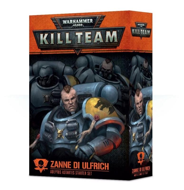 Kill Team: Zanne di Ulrich - Adeptus Astartes Starter Set