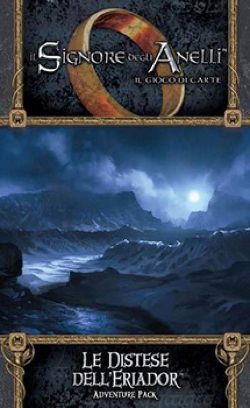 Il Signore degli Anelli LCG - Le Distese dell'Eriador
