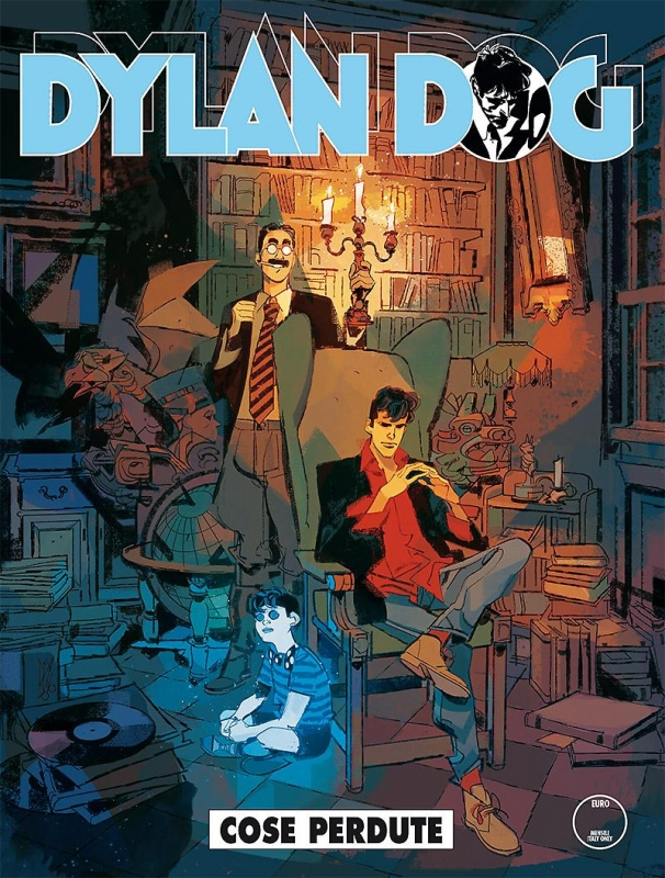 DYLAN DOG 363 - LE COSE PERDUTE