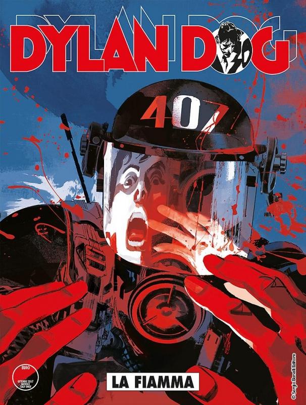 DYLAN DOG 373 - LA FIAMMA