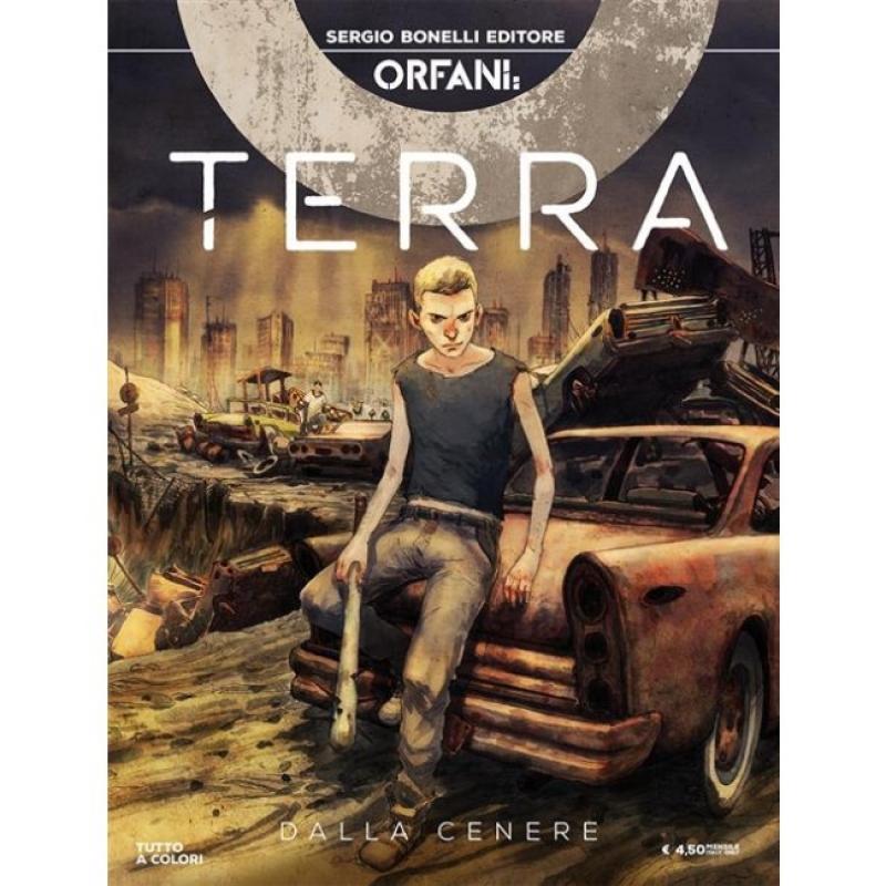 ORFANI 40 - TERRA 1 - DALLA CENERE