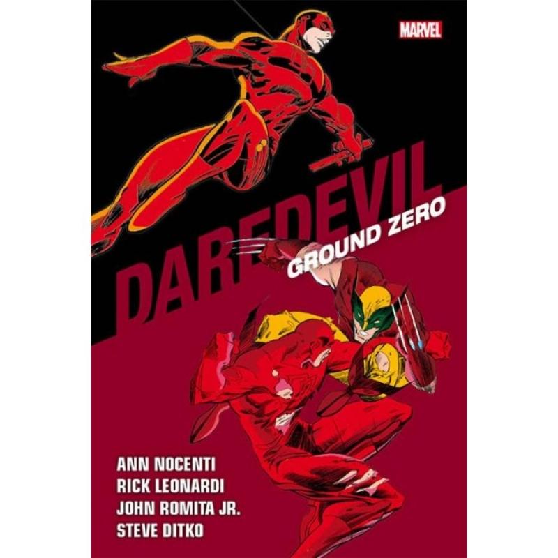 DAREDEVIL COLLECTION 16 - GROUND ZERO