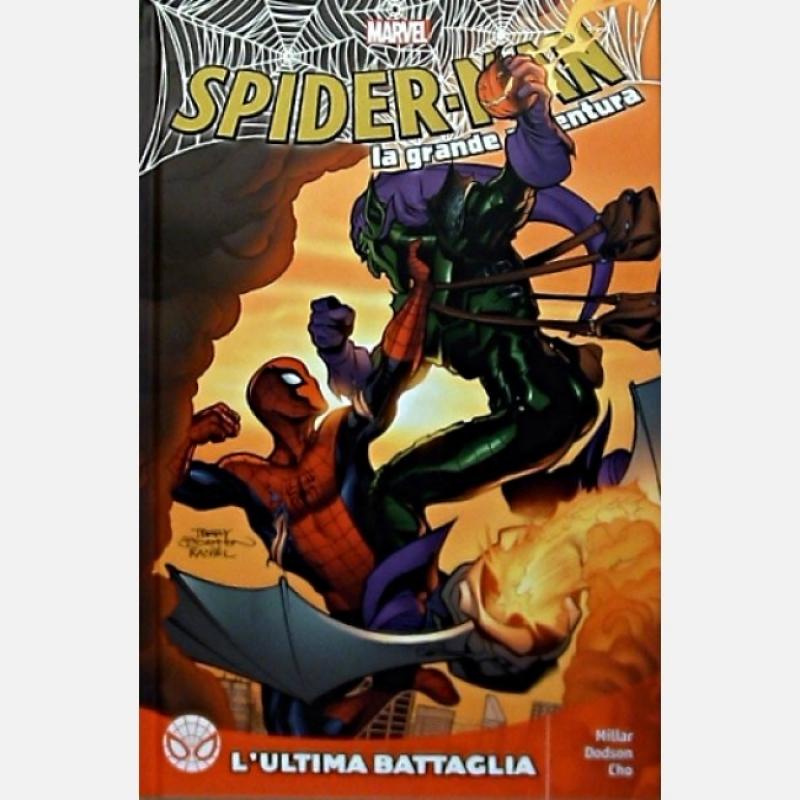 SPIDER-MAN LA GRANDE AVVENTURA 12 - L'ULTIMA BATTAGLIA
