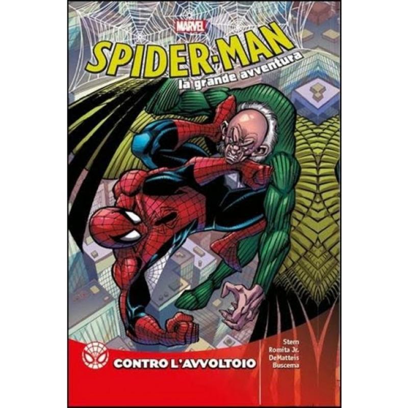 SPIDER-MAN LA GRANDE AVVENTURA 4 - CONTRO L'AVVOLTOIO