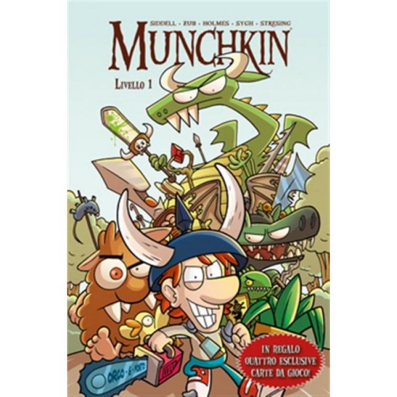MUNCHKIN: LIVELLO 1