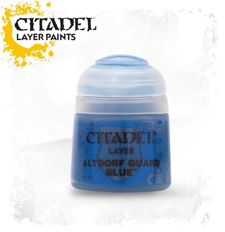 Layer - Altdorf Guard Blue