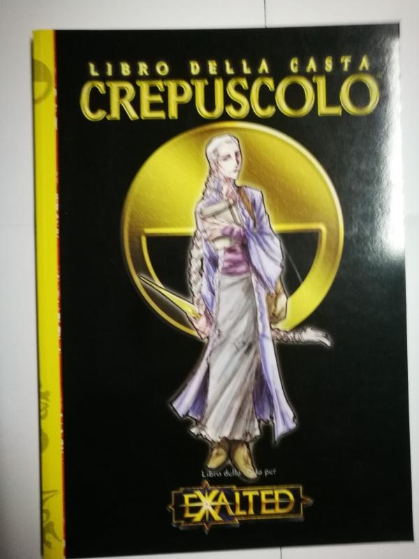 EXALTED - LIBRO DELLA CASTA CREPUSCOLO