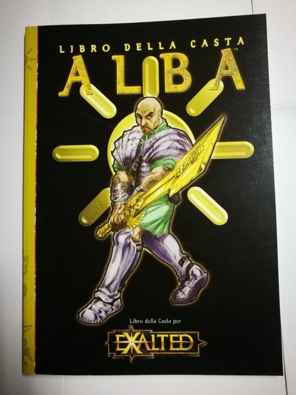 EXALTED - LIBRO DELLA CASTA ALBA