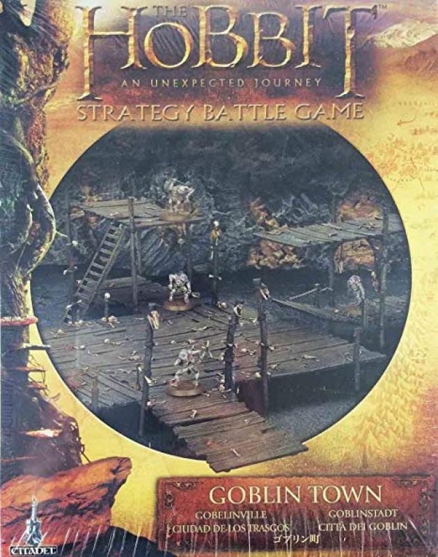 Goblin Town - Città dei Goblin de Lo Hobbit