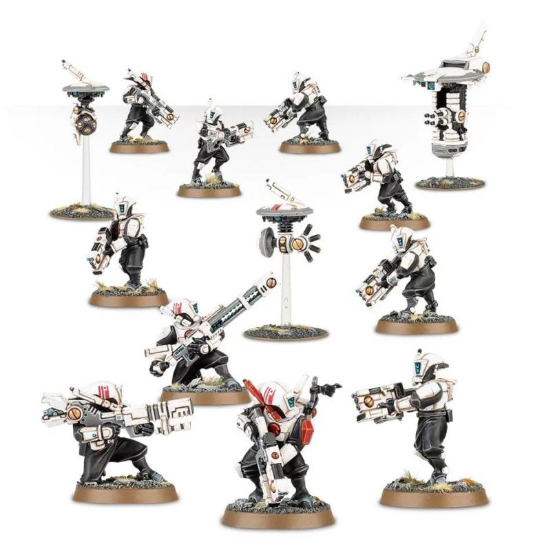 Impero Tau - Pathfinder Team