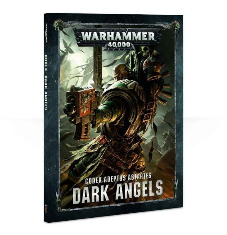 Codex: Dark Angels (Italiano)