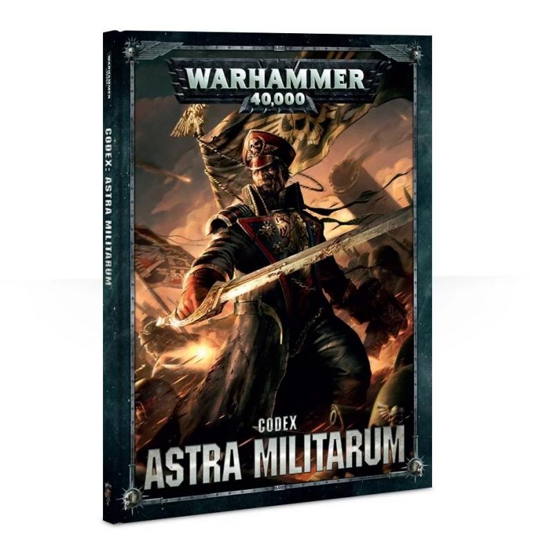 Codex: Astra Militarum(Italiano)
