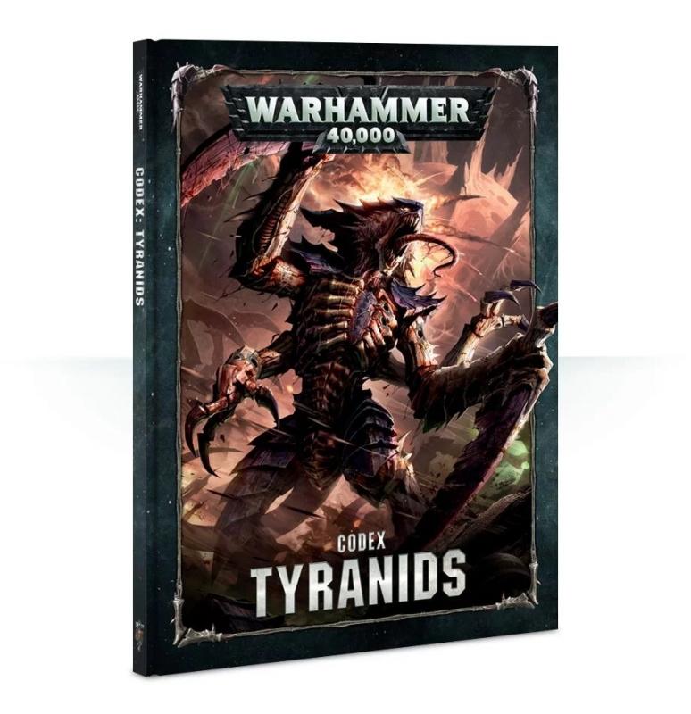 Codex: Tyranids (Italiano)