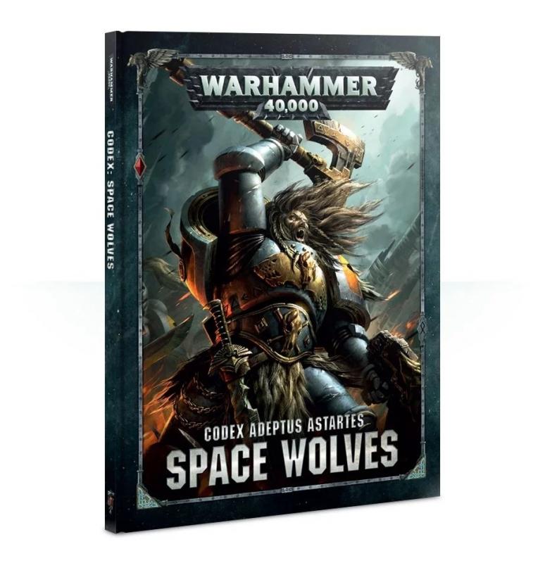 Codex: Space Wolves (Italiano)