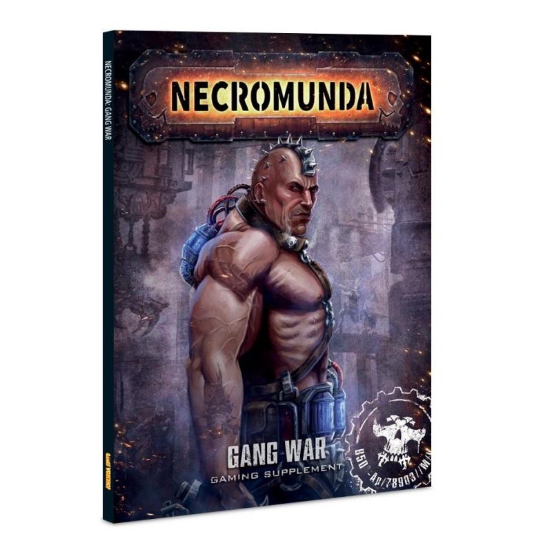 Necromunda - Gang War I (Italiano)
