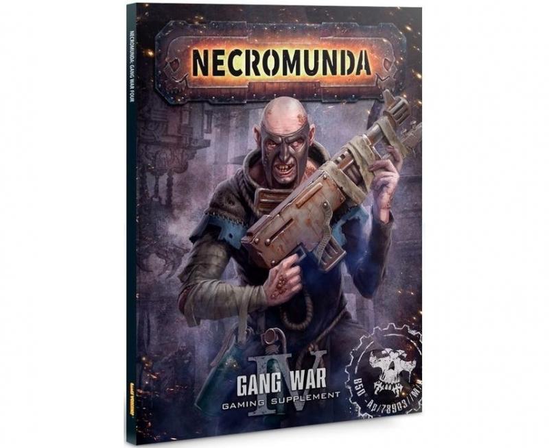 Necromunda - Gang War 4 (Inglese)