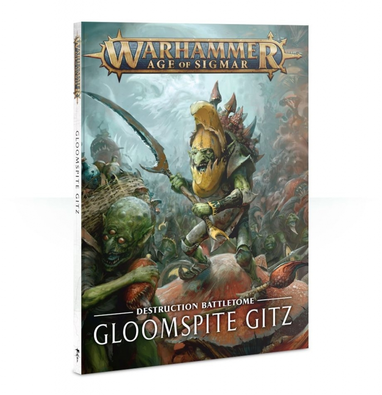 Warhammer Age of Sigmar - Battletome: Gloomspite Gitz