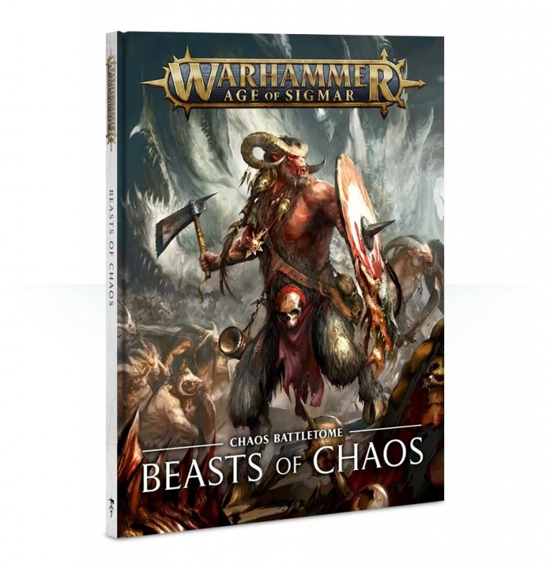Warhammer Age of Sigmar - Battletome: Beasts of Chaos (Italiano)