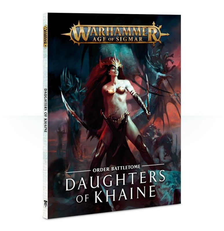 Warhammer Age of Sigmar - Battletome: Daughters of Khaine (Italiano)