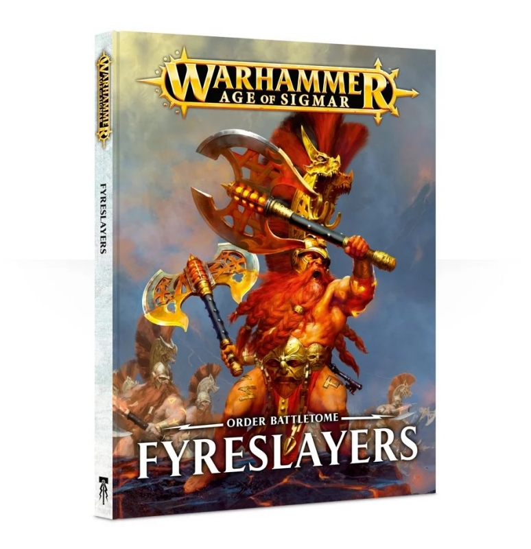 Warhammer Age of Sigmar - Battletome: Fyreslayers (Italiano)
