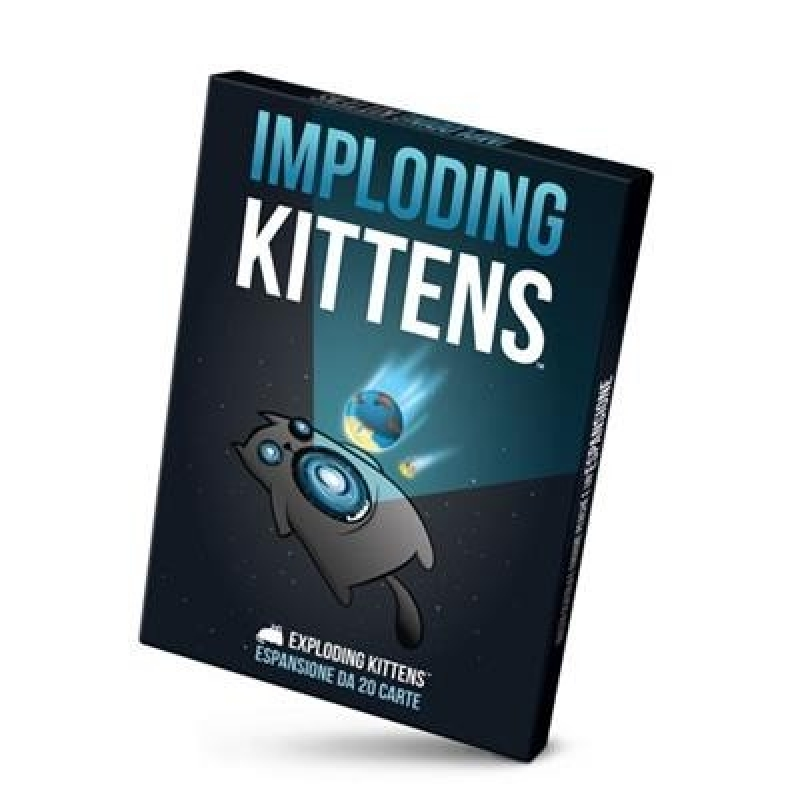 IMPLODING KITTENS - Espansione
