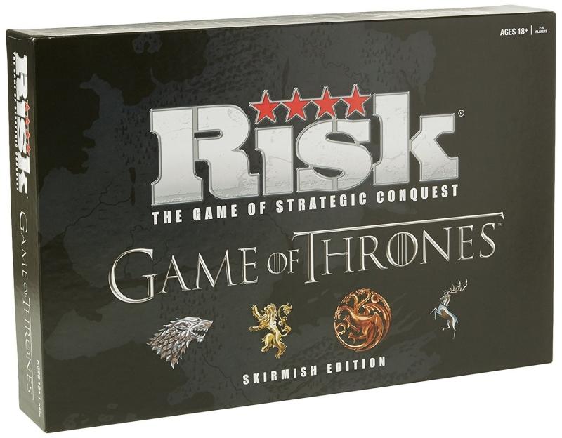 Risk: Game of Thrones - Skirmish edition
