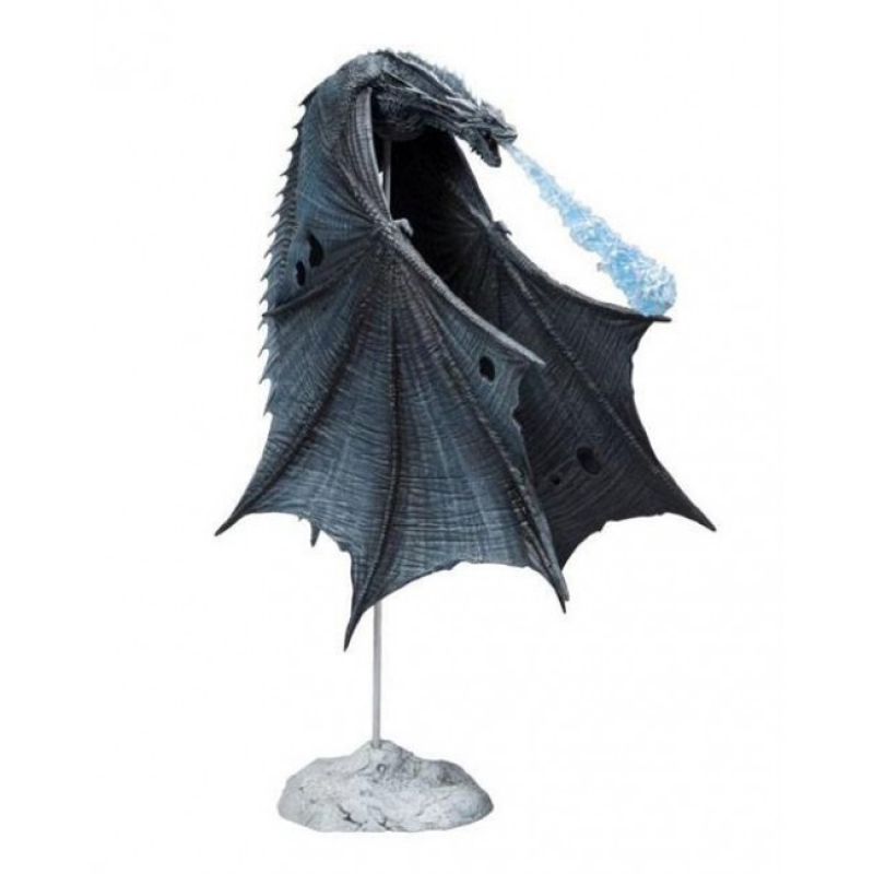 GAME OF THRONES - VISERION ICE DRAGON - ACTION FIGURE 23CM